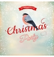 Christmas party poster EPS 10 vector image