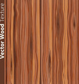 Wood grain textured background pattern vector image