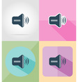 service flat icons 35 vector image
