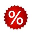 Banner Sale Label Background vector image