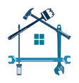 tool for repair and home vector image