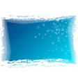blue background as halftone background vector image