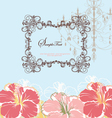 wedding invitations or announcements vector image