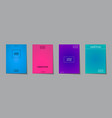 covers design set abstract minimal geometric vector image