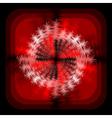 Design abstract spiral rotation movement backgroun vector image