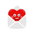 You have got the mail vector image