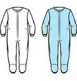 babys sleepwear vector image