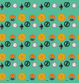 cryptocurrencies seamless pattern vector image