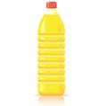 sunflower seed oil vector image