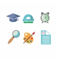 education icon vector image