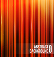 Red stripes abstract background vector image vector image