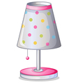 A lampshade vector image vector image