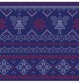 Scandinavian Style Seamless Pattern vector image vector image