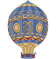 Montgolfier sample vector image vector image
