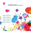 abstract vector background vector image