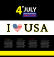tag for sign independence day vector image