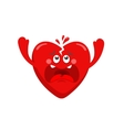 Heart problems vector image