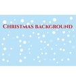 Abstract Christmas background New Year vector image