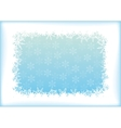 Abstract blue - white background vector image