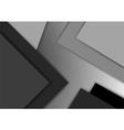 Material design modern background vector image