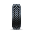 modern machine tire icon vector image