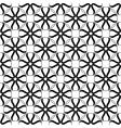 Flower seamless pattern 8 vector image