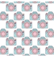 camera photographic pattern isolated icon vector image