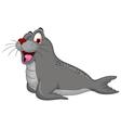 cute Seal cartoon vector image