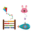 Isolated Toy vector image