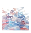 Colorful mosaic banners EPS 10 vector image