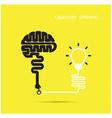 Brain Icon Logo Abstract Icon Logo Brainstorm Icon vector image
