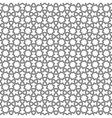 Islamic girih pattern background vector image