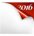 christmas new year card - vector image