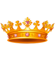Royal Crown vector image