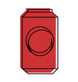 soda can isolated vector image