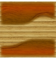 abstract wood background vector image vector image