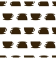 seamless Coffee Cup vector image vector image