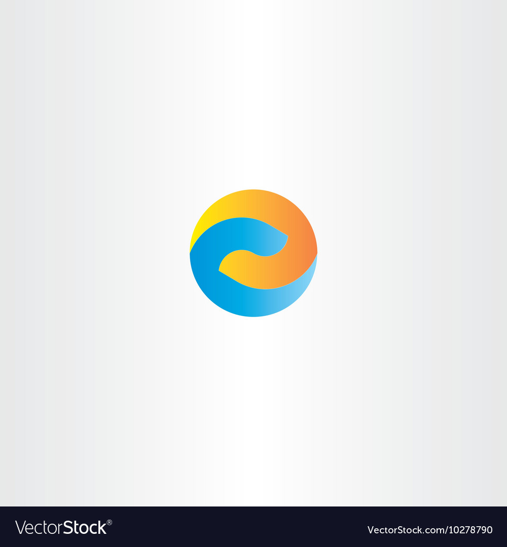 Abstract tech business circle letter z logo vector
