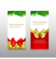 013 Christmas card template eps10 vector image