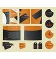 Smart solutions business branding identity set vector image