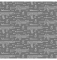 seamless military pattern 02 vector image