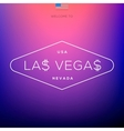 World cities labels - las vegas vector