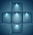 multiple display window vector image vector image