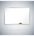 Office Whiteboard vector image