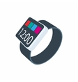 Smartwatch icon cartoon style vector image