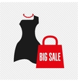 shopping concept design vector image