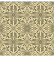 Seamless Islamic background background vector image