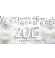 happy new year background 2511 vector image vector image