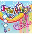 imagination vector image vector image