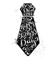 Best Dad Ever Happy Fathers Day vector image